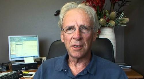 Tweed mayor Barry Longland