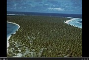 Footage and history of the 1954 US Castle Bravo nuclear test at Bikini Atoll in the Marshall Islands.