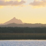 Mount Warning. Photo courtesy NSW Office of Environment & Heritage