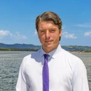 Ballina Shire councillor Jeff Johnson.