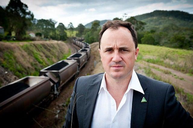 Greens renewable energy spokesperson Jeremy Buckingham.