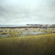 Jarrah-Johnson_After-The-Deluge-95cmx140cm-acrylic-on-canvas