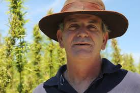 Dr Andrew Kavasilas, a campaiger for medical cannabis and hemp products. (image northernrivershemp.org)