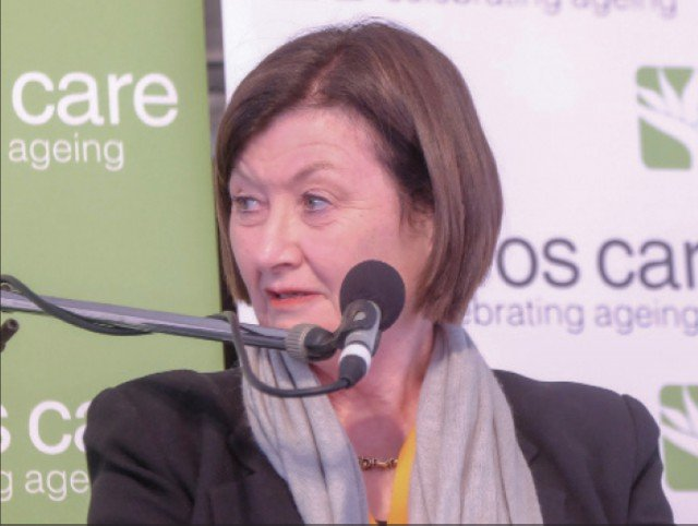 SMH journalist Kate McClymont.  Photo Jeff Dawson