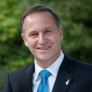 New Zealand prime minister John Key. Photo NZ government website