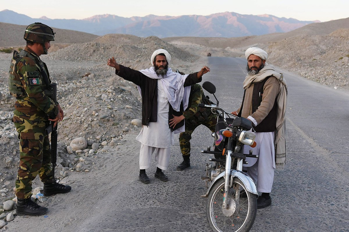 peace talks with taliban Despite this barbarity and in desperation to end it, president ghani extended the  peace offer, inviting the taliban to join formal peace talks with.