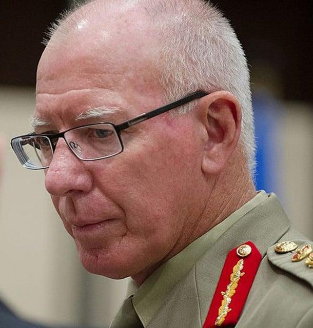 NSW Governor David Hurley