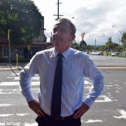 Page MP Kevin Hogan has announced $2m to fix  local roads. (Darren Coyne)