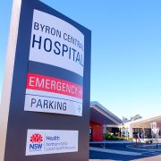 Byron Central Hospital is understaffed, according to the NSW Nurses & Midwives Association. Photo Jeff Dawson