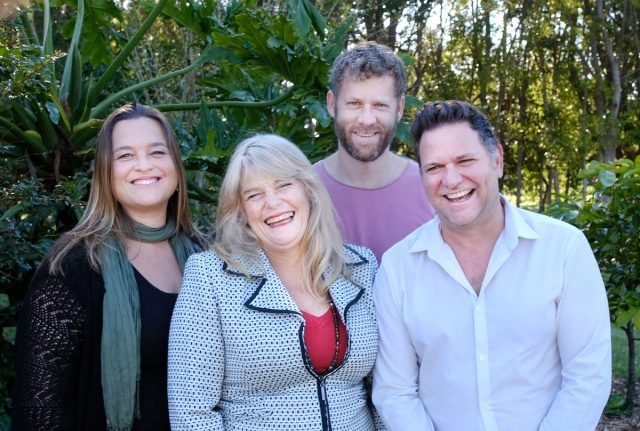 The Byron Greens candidates.