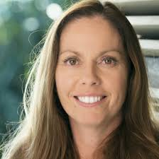 Byron Bay realtor and chamber of commerce president Gail Fuller