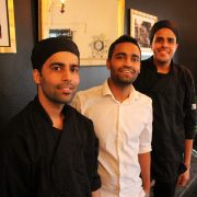 Mohit, Rohit and Gagandeep_Billi's Indian Square