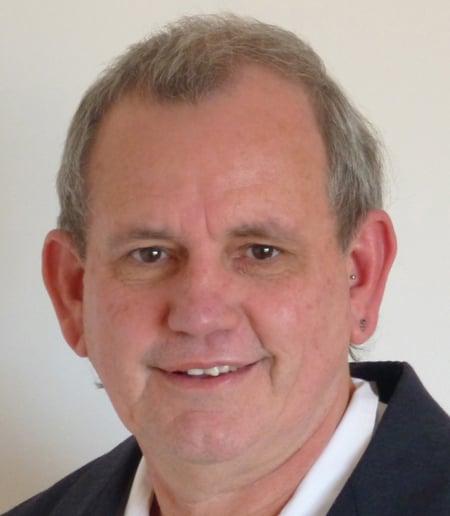 Ballina Council A Ward candidate Steve McCarthy. Photo supplied