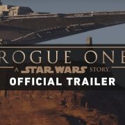 Cinema Review: Rouge One: A Star Wars Story