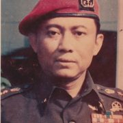 The controversial Indonesian general Sarwo Edhie Wibowo. Photo from http://alchetron.com