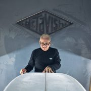 Bob McTavish will feature in the Byron Bay Surf Festival, which will run from Friday till Sunday. Photo supplied