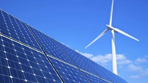 Renewable energy projects are booming