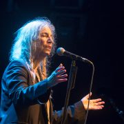 Patti Smith has donated $10,000 to northern rivers flood appeal Rise Above the Flood. Photo Jeff Dawson