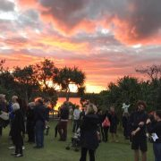 Sunset howl Lennox