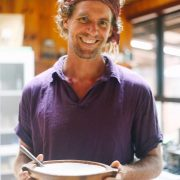 Todd Cameron, known to many locally as Stream, says the key to beautiful gluten free baking is the activated grain method