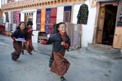 Bhutanese youth. Photo Lara McKinley.