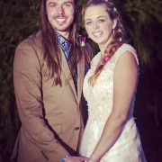 Martin Bergin Jacqui King on their wedding day_CreditDiegoChamon