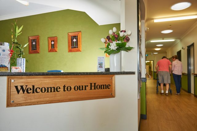 RIchmond Lodge in Casino has received federal funding for 30 new aged care places. Photo supplied