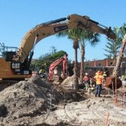 Contractors_plant_one_of_the_new_p135442