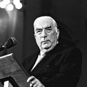 Former Australian prime minister and Liberal Party founder, Robert Menzies. Photo Fairfax
