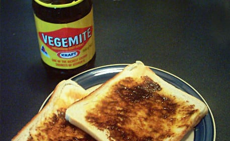 Vegemite could be the key to preventing miscarriages. (wikipedia)
