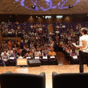 PowerUp conference held in September in Sydney. Photo supplied.