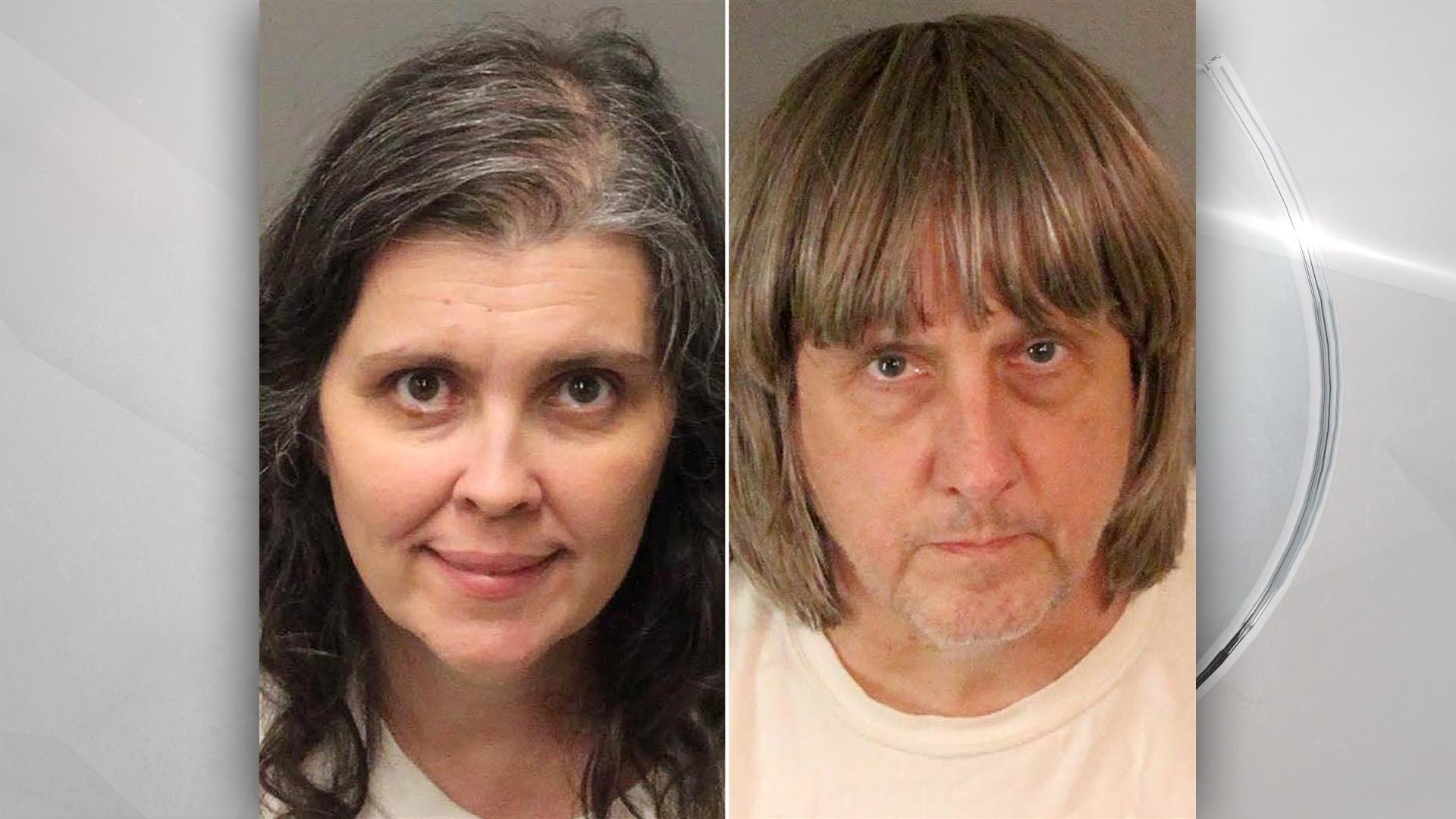 Turpin daughter planned California 'House of Horrors' escape for two years