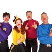 The-Wiggles-support-Red-Nose-Day