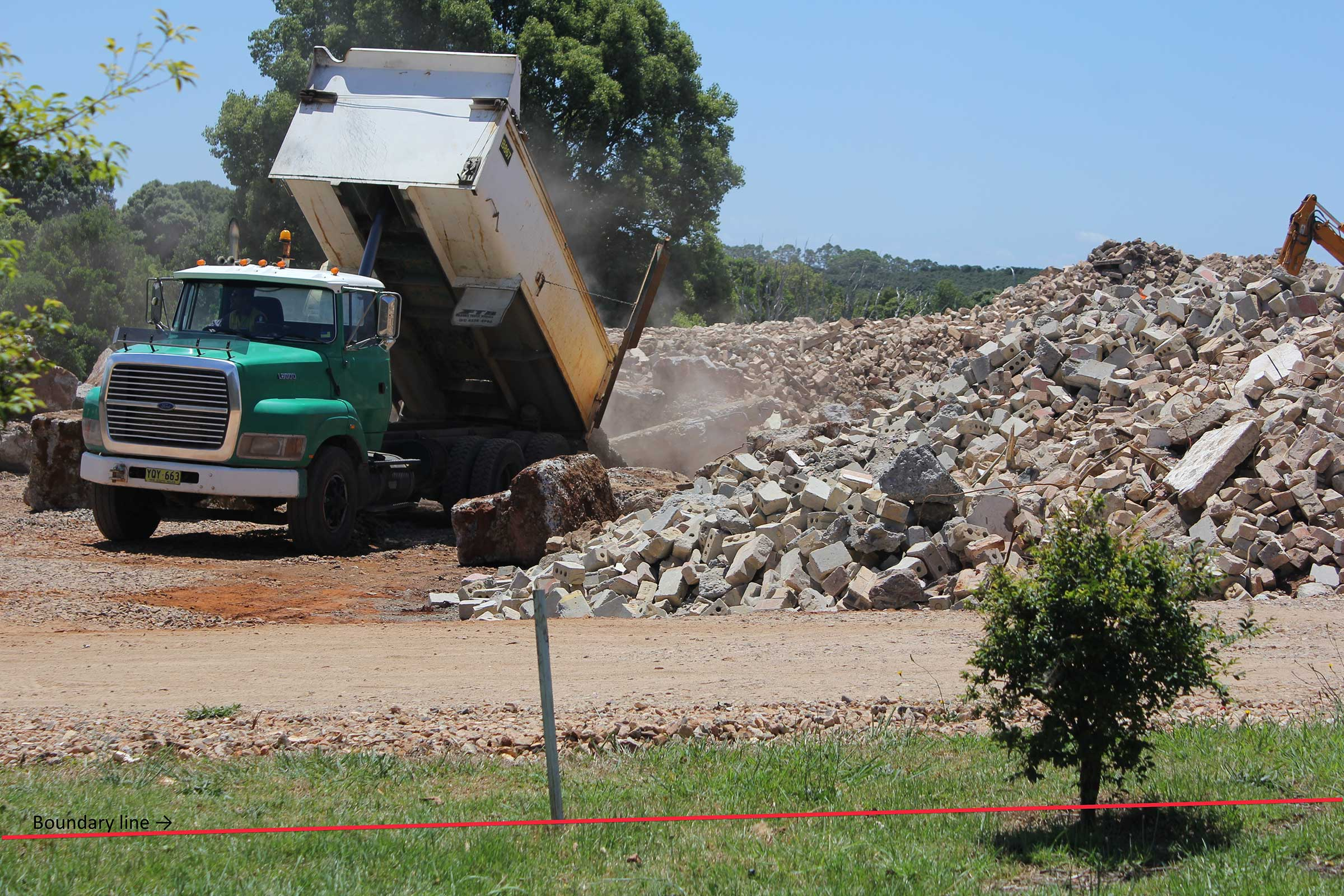 North Coast Recycling under scrutiny for DA breaches and asbestos handling - Echonetdaily