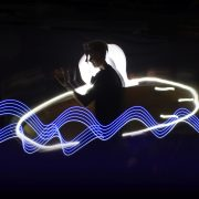 Light Graffiti Workshop by Duke Albada at Ignite-NRCG Ballina