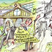 Compliance-issues-Cabba-Cartoon-Gary-Cavanagh-Unauthorised-dwellings