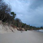 Byron-erosion-Clarks-Beach