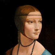 LEONARDO-Lady-Ermine-oil-panel-Leonardo-da-Vinci