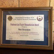 Nan-Stearman-award