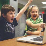 children-happy computer school 593313_1920