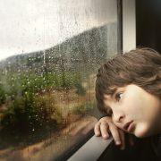 little-boy-sad rain inside 731165_1920